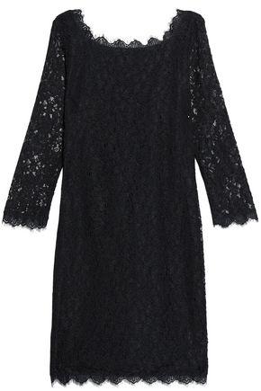 DIANE VON FURSTENBERG Corded lace dress