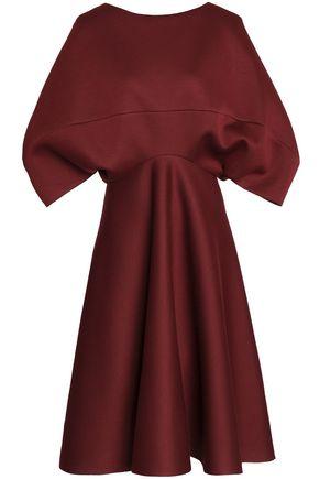 CHALAYAN Scuba-modal dress