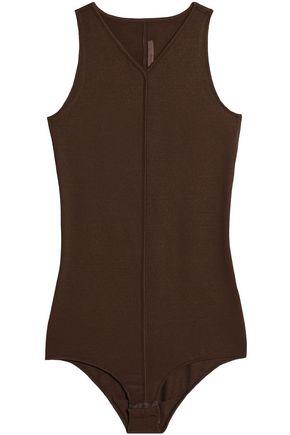 RICK OWENS LILIES Stretch-knit bodysuit