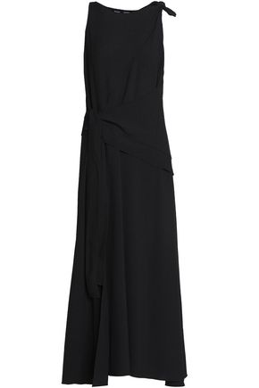 PROENZA SCHOULER Crepe maxi wrap dress