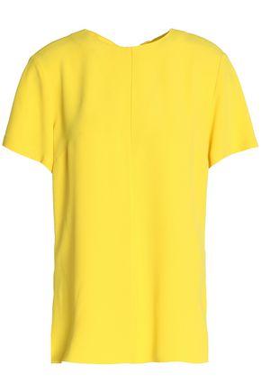 PROENZA SCHOULER Tie-back crepe top