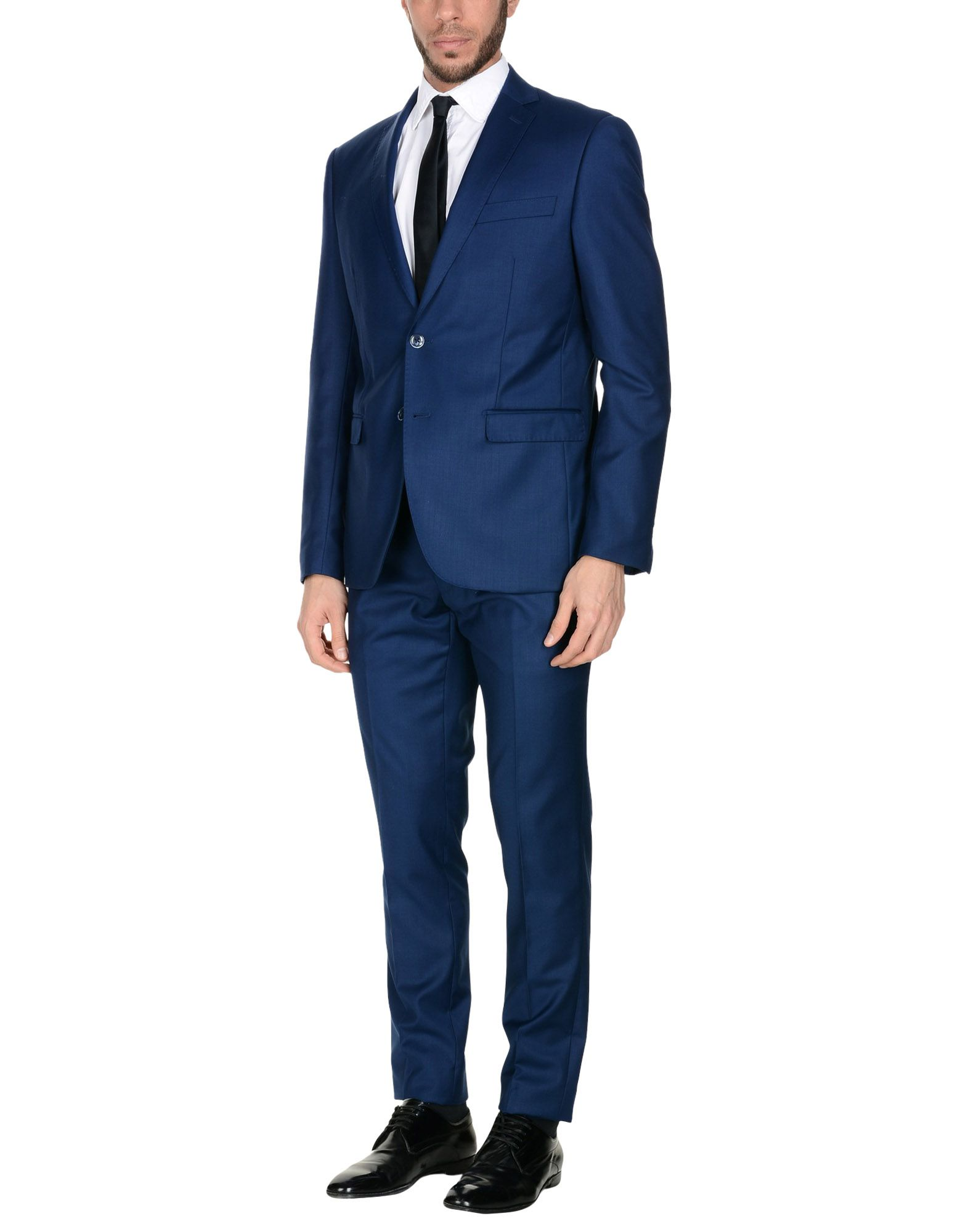 Картинки костюм мужской синий