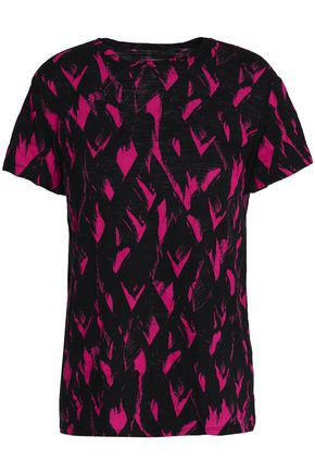 PROENZA SCHOULER Printed cotton T-shirt