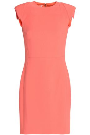 ANTONIO BERARDI Crepe mini dress