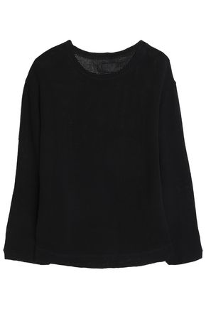 RTA Open-knit cotton sweater