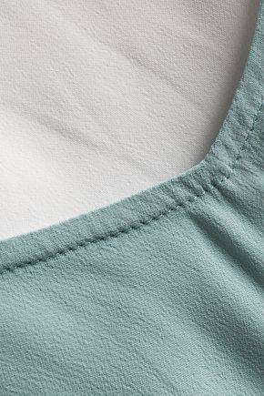ZIMMERMANN Crepe de chine camisole