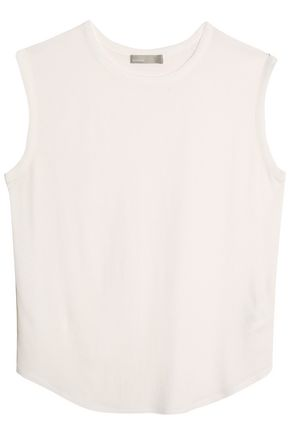 VINCE. Cotton-jersey T-shirt