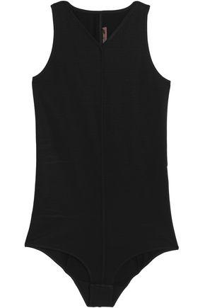 RICK OWENS LILIES Stretch-jersey bodysuit