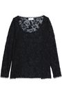 ZIMMERMANN Embroidered cotton and silk-blend top
