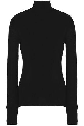 T by ALEXANDER WANG Wool turtleneck sweater