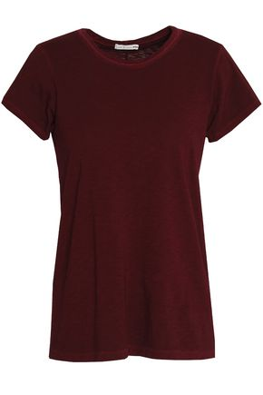 RAG & BONE/JEAN Slub cotton-jersey T-shirt