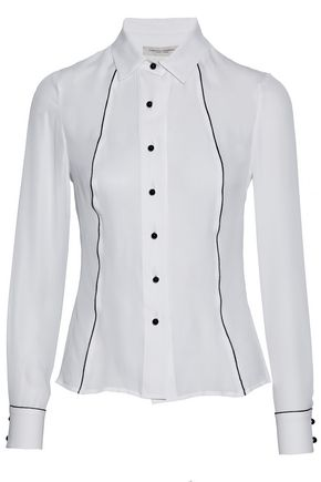 CAROLINA HERRERA Silk shirt
