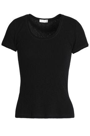 RAG & BONE/JEAN Cotton-jersey T-shirt
