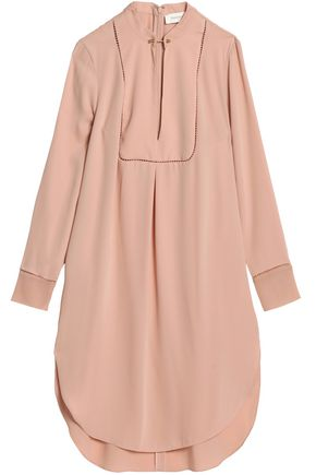 ZIMMERMANN Embellished crepe dress
