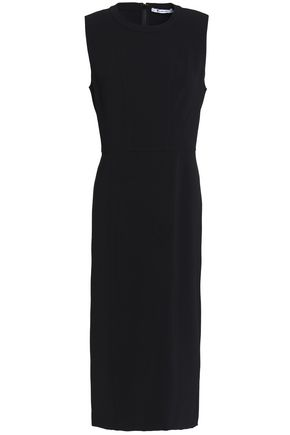 T by ALEXANDER WANG Stretch-jersey midi dress