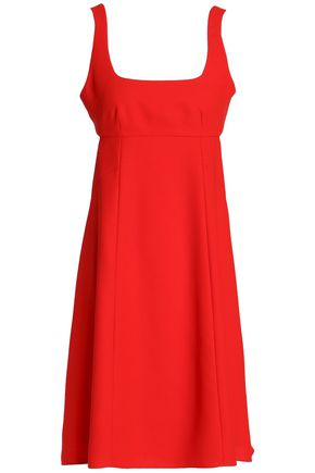 T by ALEXANDER WANG Cutout crepe dress