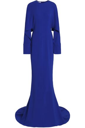 STELLA McCARTNEY Draped crepe gown