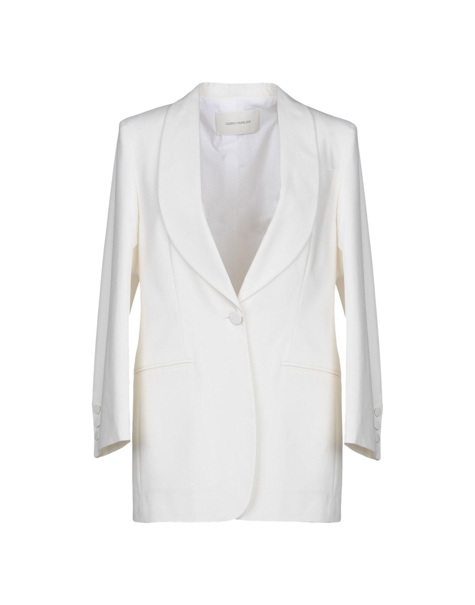 CEDRIC CHARLIER Пиджак пиджак cedric charlier белый