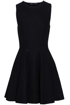Flared Cutout Knitted Mini Dress by Proenza Schouler