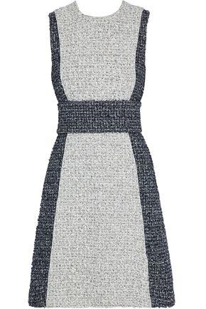PROENZA SCHOULER Two-tone tweed dress