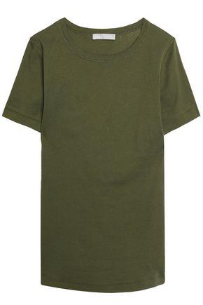 VINCE. Pima cotton T-shirt