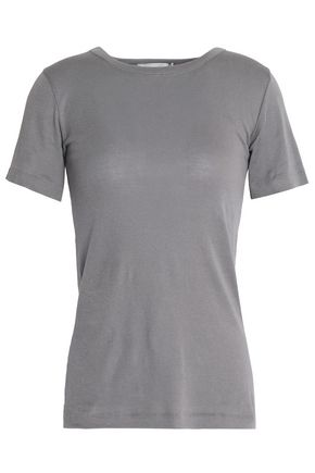 VINCE. Pima cotton-jersey T-shirt