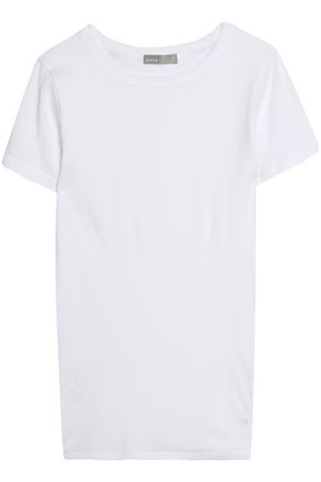 VINCE. Pima cotton top