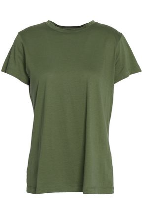 VINCE. Pima cotton T-shirt