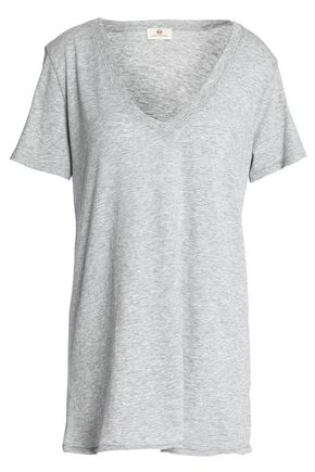 AG Jeans Modal and Supima cotton-blend jersey T-shirt