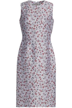 ALTUZARRA Floral-jacquard dress