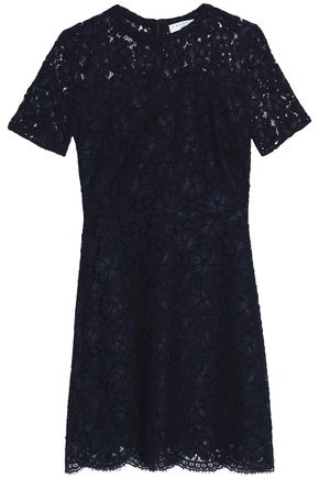 SANDRO Paris Corded lace mini dress