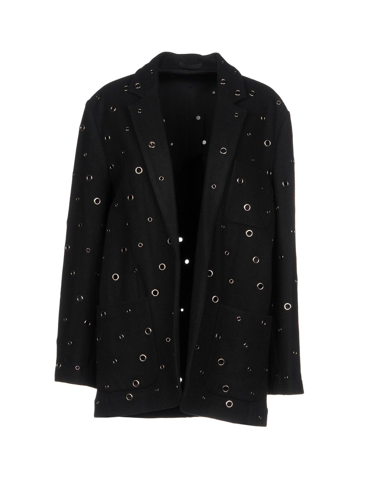 LAURENCE BRAS Coat in Black