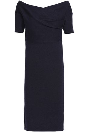 MICHELLE MASON Stretch-knit dress