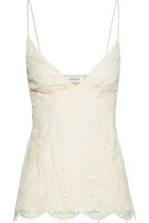 ZIMMERMANN Bowerbird lace camisole