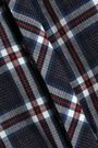 STELLA JEAN Checked cotton-flannel shirt