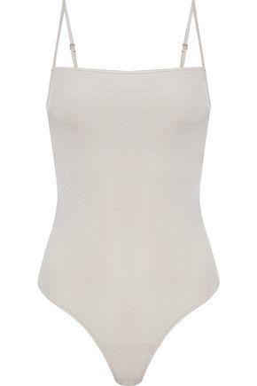 FLEUR DU MAL Stretch-knit bodysuit
