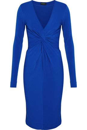 BY MALENE BIRGER Knotted crepe dress