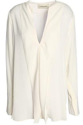 BY MALENE BIRGER Crepe blouse