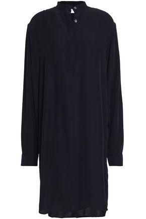 AMANDA WAKELEY Silk crepe de chine shirt dress