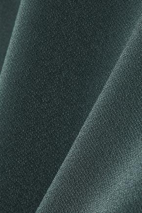BY MALENE BIRGER Senato draped wrap-effect crepe top