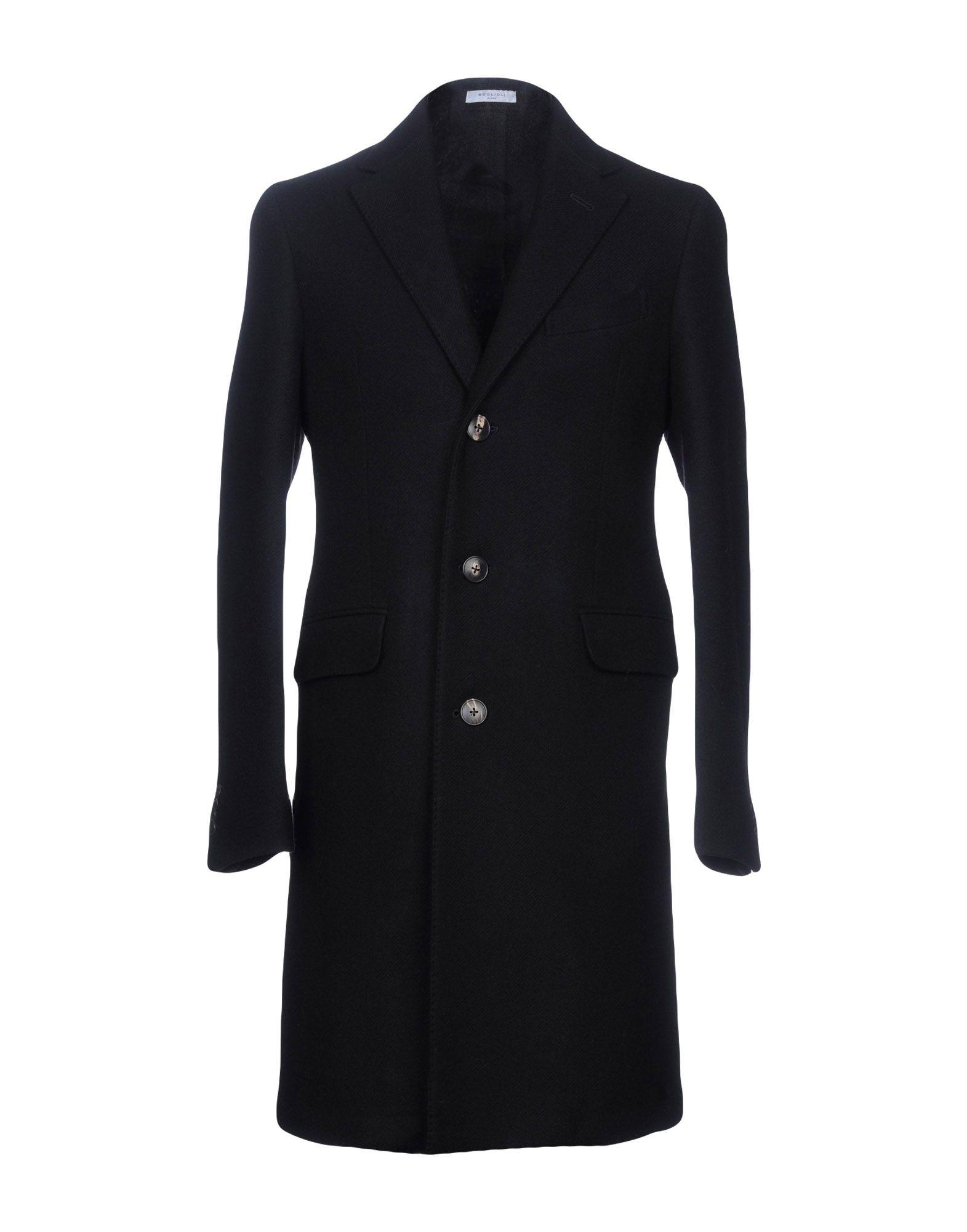 BOGLIOLI Пальто boglioli пальто