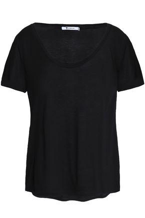 T by ALEXANDER WANG Modal-jersey T-shirt