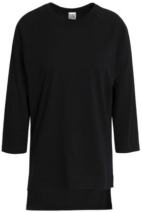 OAK Cotton-jersey top