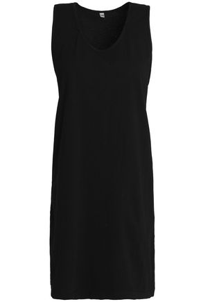OAK Cotton-jersey mini dress