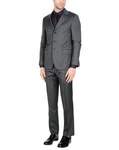 Фото - Мужской костюм I SARTI свинцово-серого цвета