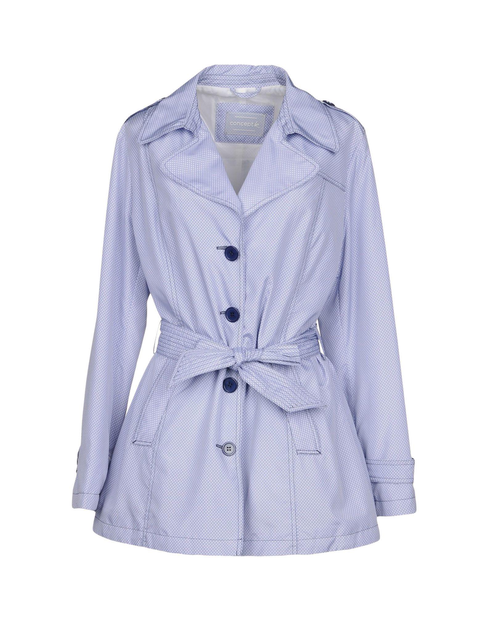CONCEPT K Легкое пальто пальто concept k пальто