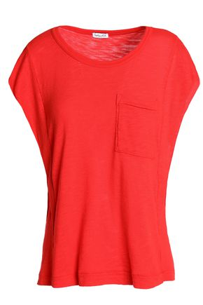 SPLENDID Slub Supima cotton and MicroModal-blend T-shirt