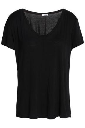 SPLENDID Slub jersey T-shirt