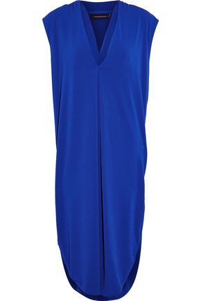 BY MALENE BIRGER Gathered crepe dress