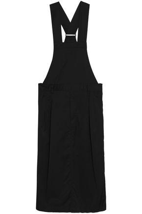 DKNY Twill midi dress